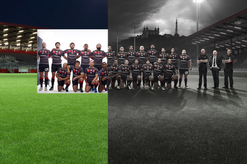 LOU Rugby - 2012-2013