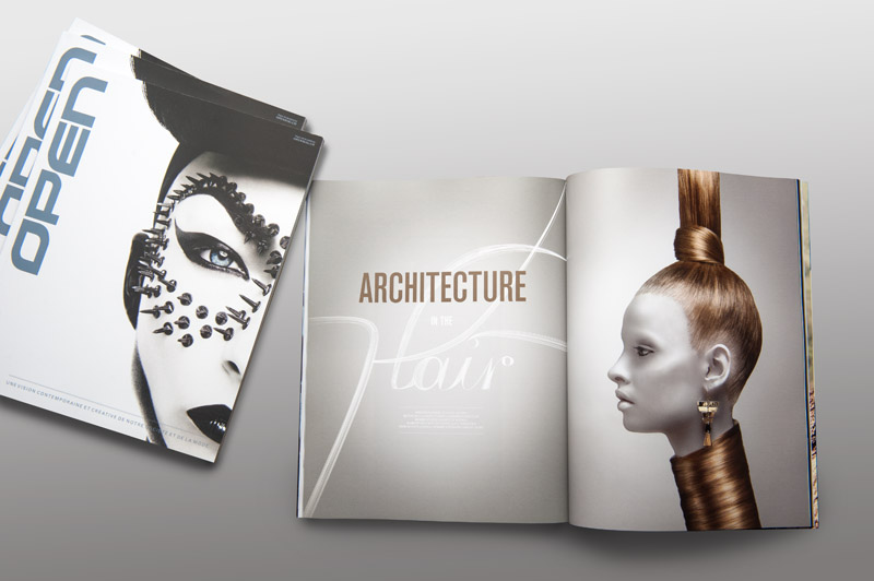 Open Mag Suisse - Architecture in the hair 1 - november 2012