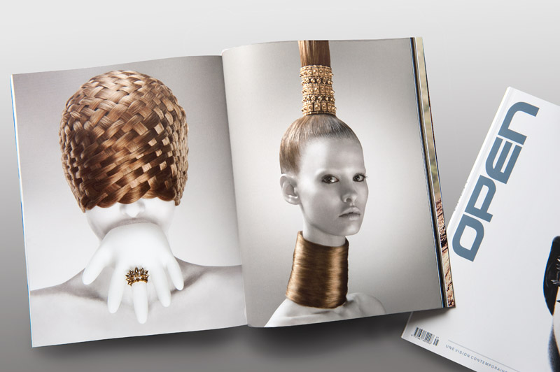 Open Mag Suisse - Architecture in the hair 2 - november 2012